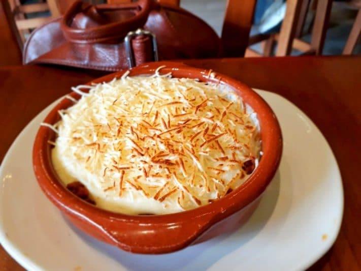 Restaurante Taberna del Arenal en Sevilla, España.
