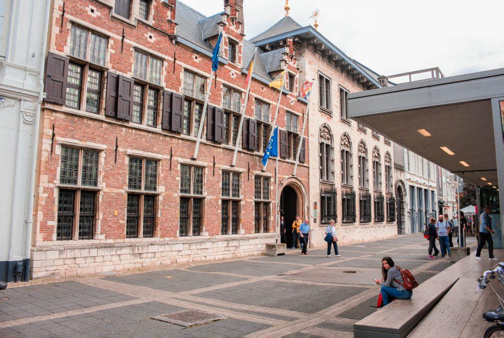 La casa de Rubens o Rubenshuis, Amberes, Bélgica.
