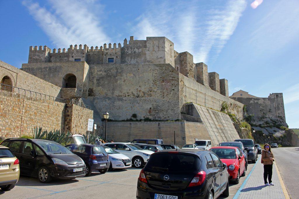 Castillo Guzmán el Bueno,Tarifa. España