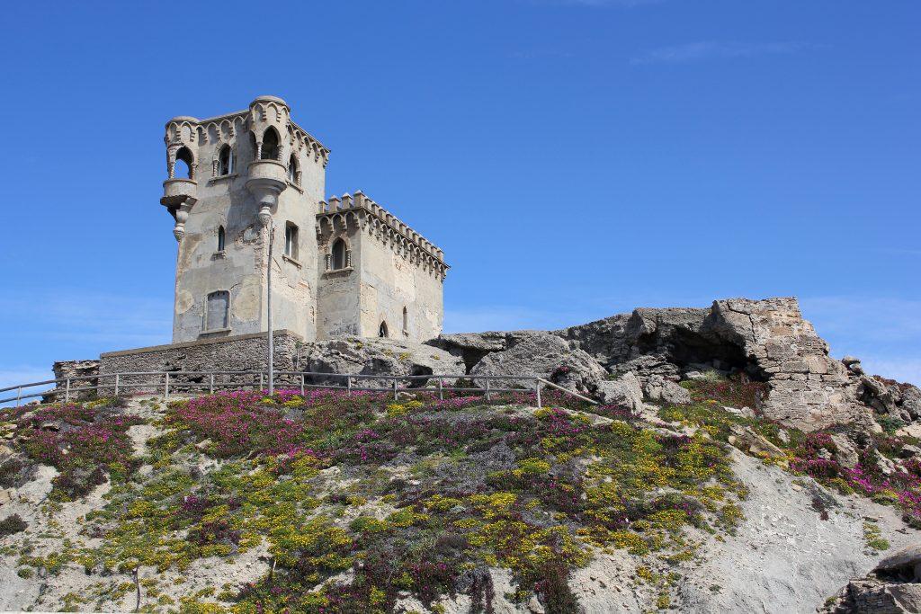 Castillo de Santa Catalina en Tarifa. España