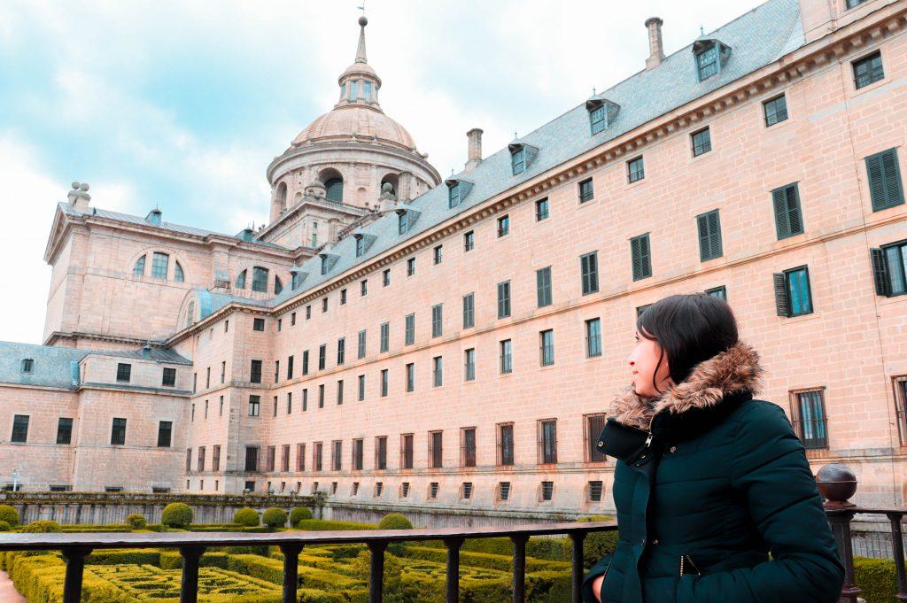 Monasterio del Escorial las mejores excursiones que puedes realizar desde Madrid.