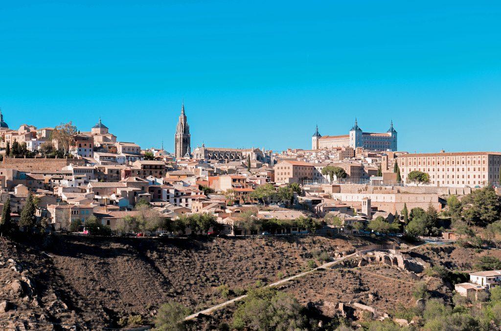 Toledo, las mejores excursiones que puedes realizar desde Madrid.