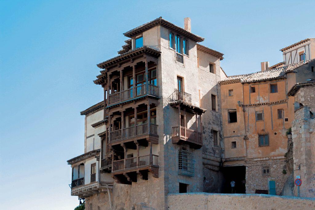 Cuenca y la ciudad perdida, las mejores excursiones que puedes realizar desde Madrid.