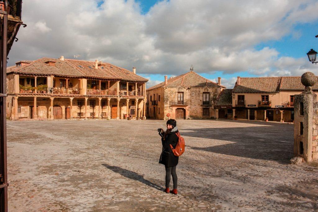 Pedraza las mejores excursiones que puedes realizar desde Madrid.