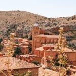 Albarracín, pueblos de Teruel, España. Los pueblos más bonitos de España.