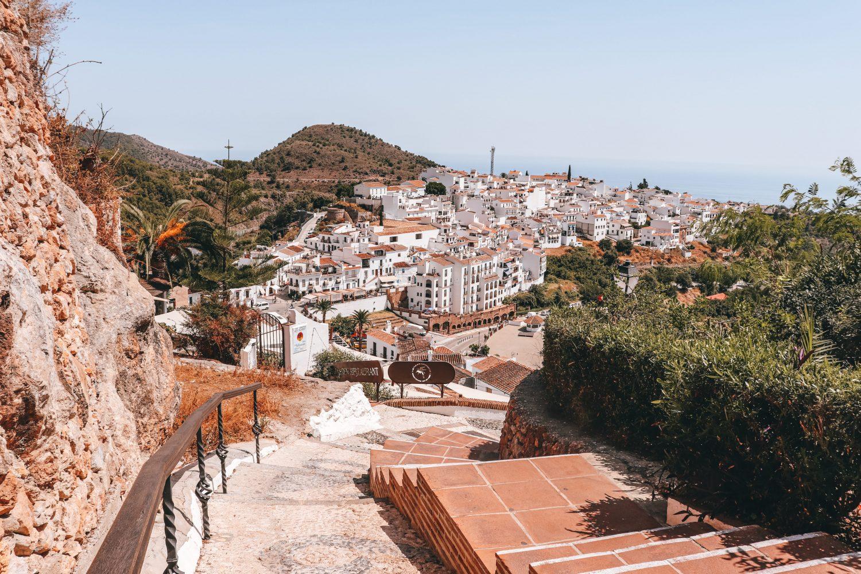 Frigiliana los pueblos más bonitos de Málaga, que ver en Frigiliana.