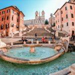 Plaza de España, Lugares que debes visitar en Roma, Italia. Qué ver en Roma