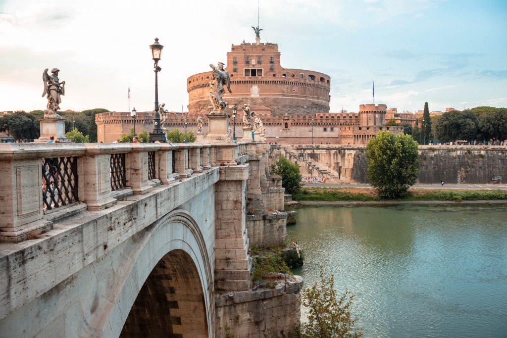 Castillo de Sant'Angelo, Lugares que debes visitar en Roma, Italia. Qué ver en Roma