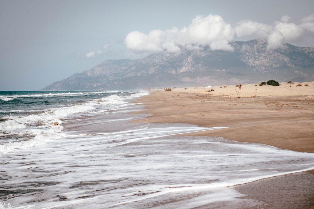 Patara beach, Turquía