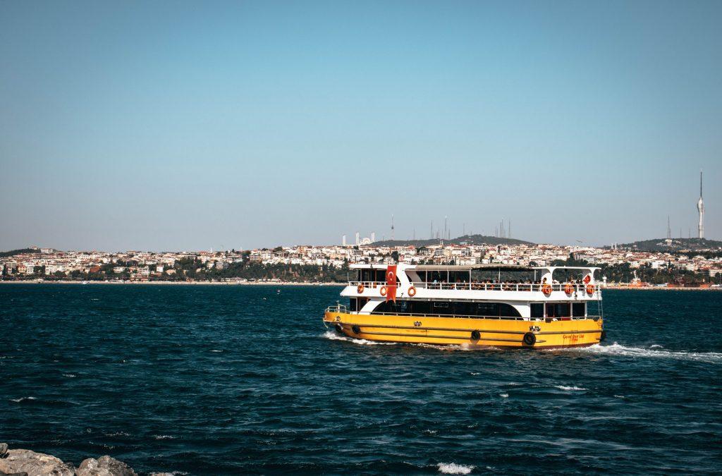 Paseo Marítimo de Estambul - Sultanhamet