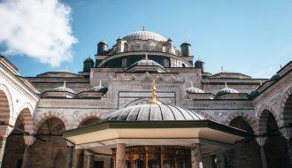 Mezquitas de Estambul. Qué ver en Estambul en 4 días.