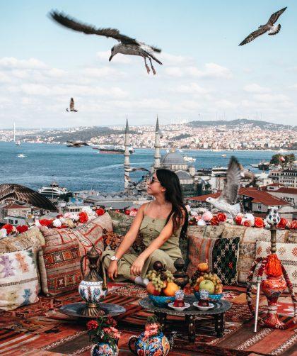 Tetería Taht Istanbul