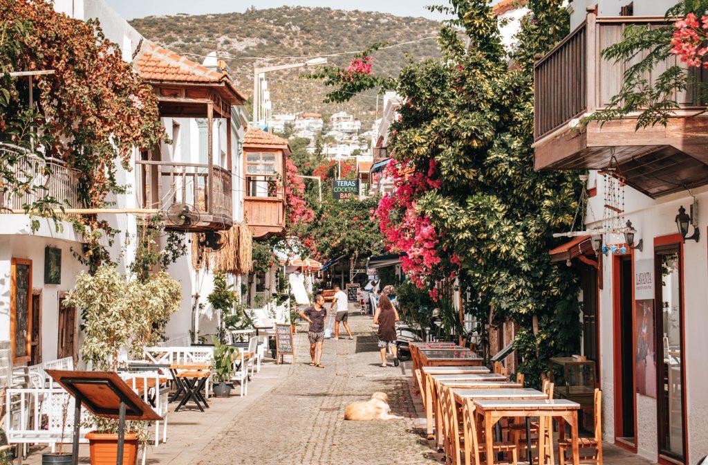 Kalkan, Turquía