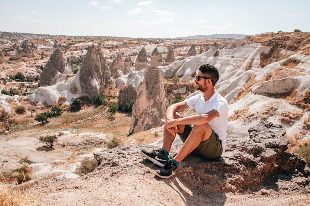 Lovers Hill. Qué ver en Capadocia en 4 días