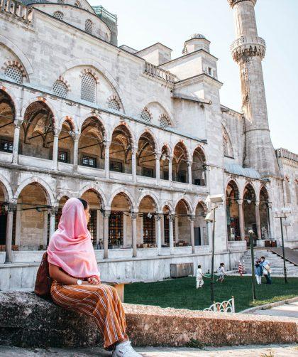 Mezquita azul de Estambul. 10 lugares imprescindibles que ver de Estambul en Turquía