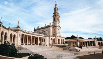 Santuario de Fátima en Portugal
