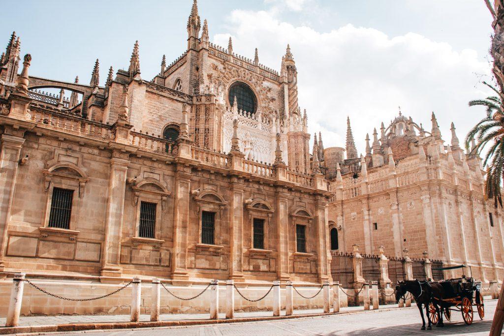 Catedral de Sevilla, España | Lugares imprescindibles que ver en Sevilla